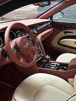 A bespoke 2013 Bentley Mulsanne, the luxury flagship sedan, has been customised exclusively for the St Regis Hotel