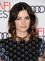 12 November  2017 - Hollywood, California - Kelly Oxford. AFI FEST 2017 Screening Of &quot;The Disaster Artist&quot; held at The Beverly Hilton Hotel in Hollywood. <br /> CAP/ADM/BT<br /> &copy;BT/ADM/Capital Pictures