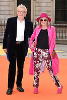 Leigh Lawson &amp; Twiggy Lawson at the Royal Academy of Arts Summer Exhibition Preview Party, London, UK. <br /> 07 June  2017<br /> Picture: Steve Vas/Featureflash/SilverHub 0208 004 5359 sales@silverhubmedia.com