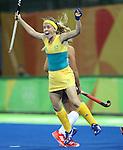 11/08/16 Women- Australia v Argentina