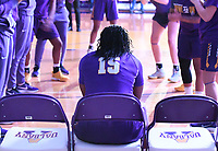 Albany defeats Stony Brook 64-58 in an America East conference game on January 27, 2018 at SEFCU Arena in Albany, New York.  (Bob Mayberger/Eclipse Sportswire)