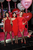 www.acepixs.com<br /> February 7, 2017  New York City<br /> <br /> Victoria's Secret Angels Taylor Hill, Sara Sampaio and Josephine Skriver share their hottest Valentine's Day gift picks at Victoria's Secret at 5th Avenue on February 7, 2017 in New York City.<br /> <br /> Credit: Kristin Callahan/ACE Pictures<br /> <br /> <br /> Tel: 646 769 0430<br /> Email: info@acepixs.com