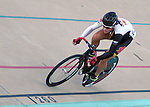 September 17, 2015 - Colorado Springs, Colorado, U.S. - Midwestern State's, Joshua Buchel, during the USA Cycling Collegiate Track National Championships, United States Olympic Training Center Velodrome, Colorado Springs, Colorado.
