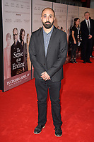 director, Ritesh Batra<br /> arriving for the premiere of &quot;The Sense of an Ending&quot; at the Picturehouse Central, London.<br /> <br /> <br /> &copy;Ash Knotek  D3244  06/04/2017
