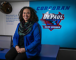 That's My Job: Brittany Royce is the residence hall director and a resident education administrator for Corcoran and McCabe Halls at DePaul University. (DePaul University/Jamie Moncrief)