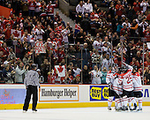 Team Canada defeated the Czech Republic 8-1 on the evening of Friday, December 26, 2008, at Scotiabank Place in Kanata (Ottawa), Ontario during the 2009 World Juniors U20 Championship.