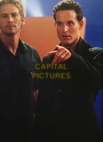 Brian O'Conner (PAUL WALKER) and Carter Verone (COLE HAUSER).  .Film Title: 2 Fast 2 Furious.  .Filmstill - Editorial Use Only.Ref: FB.sales@capitalpictures.com.www.capitalpictures.com.Supplied by Capital Pictures.