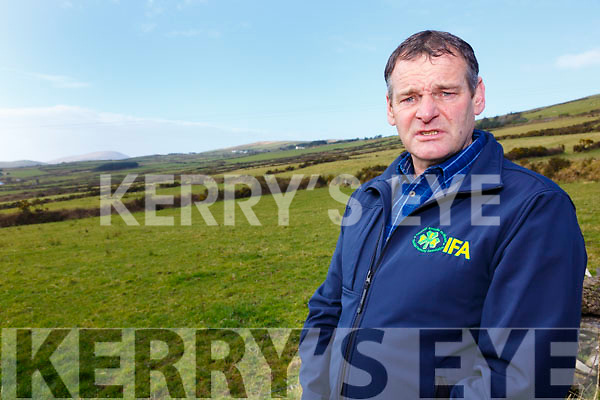 Pat O'Driscoll Chairman of the Kerry IFA.