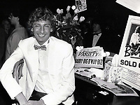 CelebrityArchaeology.com<br /> New York City<br /> 1989 FILE PHOTO<br /> Barry Manilow<br /> Photo By John Barrett-PHOTOlink.net / MediaPunch<br /> ----- / MediaPunch