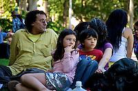 Idle no more, Hyde Park, Sydney 05.01.13