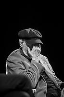 Dario Fo, Dario Fo (Sangiano, 24 marzo 1926 &ndash; Milano, 13 ottobre 2016[1]) &egrave; stato un drammaturgo, attore, regista, scrittore, autore, illustratore, pittore, scenografo e attivista italiano<br /> <br /> Vincitore del premio Nobel per la letteratura nel 1997