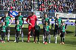 HEERENVEEN - FC JUNIORCLUB 2014-2015