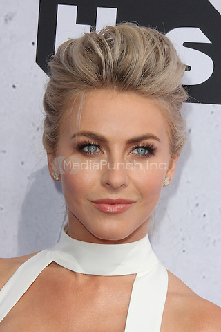 INGLEWOOD, CA - APRIL 3: Julianne Hough at the iHeartRadio Music Awards at The Forum on April 3, 2016 in Inglewood, California. Credit: David Edwards/MediaPunch