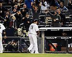 Masahiro Tanaka (Yankees), APRIL 9, 2014 - MLB : New York Yankees starting pitcher Masahiro Tanaka in the 6th inning during the MLB game between the New York Yankees and the Baltimore Orioles at Yankee Stadium in The Bronx, New York, United States. (Photo by AFLO)