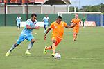 Jaguares venció como local 2-0 a Envigado. Fecha 9 Liga Águila II-2017.