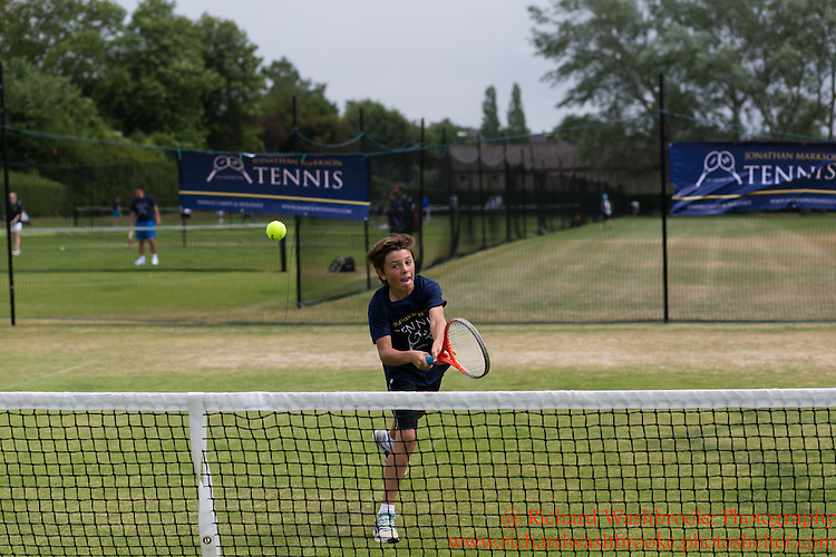 Jonathan Markson Tennis, Oxford Week 2  8th July 2015<br /> <br /> Photo:  - Richard Washbrooke Photography