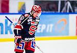 S&ouml;dert&auml;lje 2014-01-06 Ishockey Hockeyallsvenskan S&ouml;dert&auml;lje SK - Malm&ouml; Redhawks :  <br />  S&ouml;dert&auml;ljes Jesper Fr&ouml;d&eacute;n deppar<br /> (Foto: Kenta J&ouml;nsson) Nyckelord:  portr&auml;tt portrait