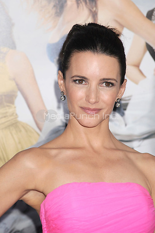 Kristin Davis at the film premiere of 'Sex and the City 2' at Radio City Music Hall in New York City. May 24, 2010.Credit: Dennis Van Tine/MediaPunch