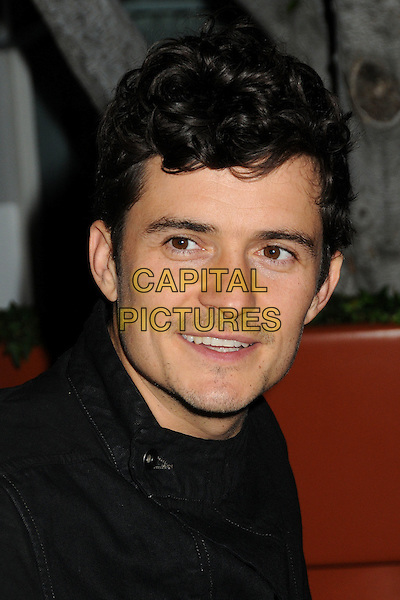 "ORLANDO BLOOM .""Sympathy for Delicious"" Release Party held at the Mondrian Hotel's SkyBar, .West Hollywood, California, .27th April 2011..portrait headshot black beard facial hair .CAP/ADM/BP.©Byron Purvis/AdMedia/Capital Pictures."