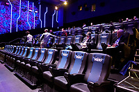 LOS ANGELES - DEC 8: General Atmosphere at TCL Chinese Theatre introduces a MX4D ® Motion EFX movie theatre, as well as the first immersive spectator theater, hosting competitive esports tournaments at the TCL Chinese Theatre on December 8, 2017 in Los Angeles, California