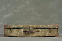 Willard Suitcases / Anna M / ©2014 Jon Crispin