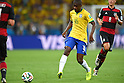 Ramires (BRA),<br /> JULY 8, 2014 - Football / Soccer : FIFA World Cup 2014 semi-finals match between Brazil 1-7 Germany at Mineirao stadium in Belo Horizonte, Brazil.<br /> (Photo by FAR EAST PRESS/AFLO)