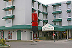 IMAGES OF THE YUKON,CANADA , city of Whitehorse, northern Canada, High Country Hotel