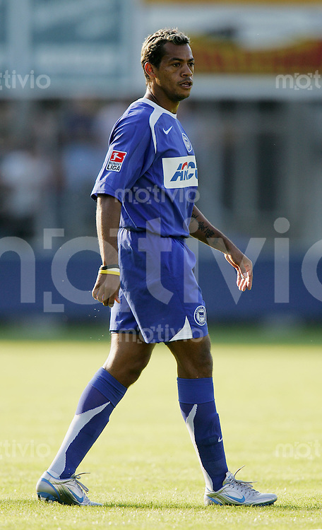 Fussball International Testspiel FC St. Gallen - Hertha BSC Berlin Marcelinho (Hertha)