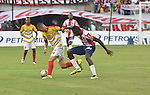 Atlético Junior igualó 1-1 como local ante Rionegro Águilas. Fecha 8 Liga Águila II-2016.