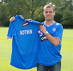 French midfielder Jerome Rothen signs for Rangers