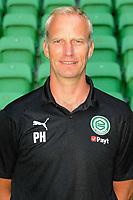 GRONINGEN - Voetbal, Presentatie FC Groningen,  seizoen 2018-2019, 17-07-2018, assistent trainer Peter Hoekstra