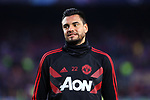 UEFA Champions League 2018/2019.<br /> Quarter-finals 2nd leg.<br /> FC Barcelona vs Manchester United: 3-0.<br /> Sergio Romero.