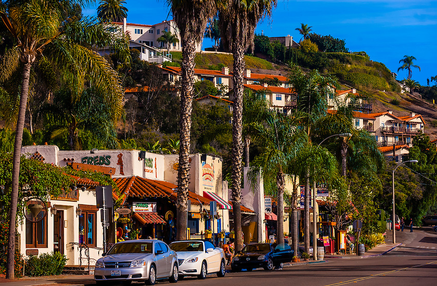 Old Town, San Diego, California USA.