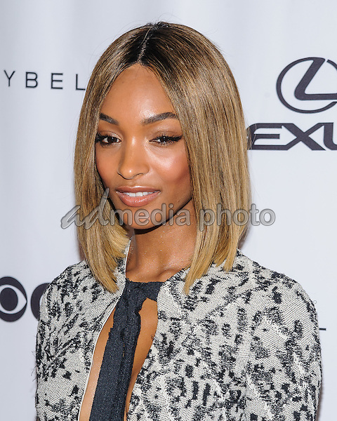 08 September 2016 - New York, New York- Jourdan Dunn. Daily Front Row's Fourth Annual Fashion Media Awards. Photo Credit: Mario Santoro/AdMedia