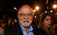 SAO PAULO, SP, 02 AGOSTO 2012 - ELEICOES 2012 - DEBATE BAND - PREFEITURA DE SP - Ex Governador de Sao Paulo, Alberto Goldman durante debate da Tv Bandeirantes de Sao Paulo, nesta quinta-feira, na regiao sul da capital paulista. (FOTO: VANESSA CARVALHO / BRAZIL PHOTO PRESS).
