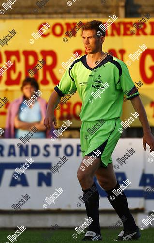 RC Mol-Wezel ;31/07/2007 ; voetbal ; Van Tilburg Steven