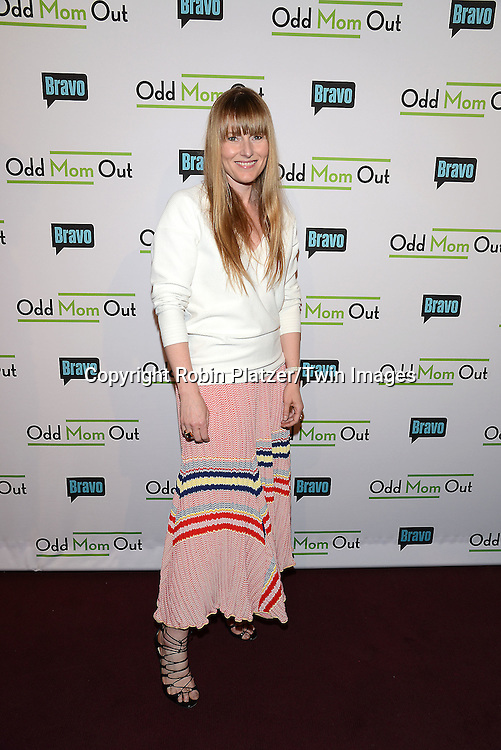 Amy Astley attends the &quot;Odd Mom Out&quot; Screening, which is Bravo's first scripted half-hour comedy from Jill Kargman,  on June 3, 2015 at Florence Gould Hall in New York City, New York, USA.<br /> <br /> photo by Robin Platzer/Twin Images<br />  <br /> phone number 212-935-0770