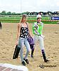 Special P winning at Delaware Park on 9/6/14