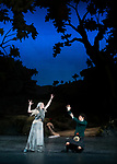 English National Ballet;<br /> La Sylphide;<br /> Isaac Hern&aacute;ndez;<br /> Jane Haworth;
