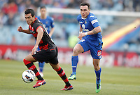 Getafe's Adrian Colunga during La Liga match. February 16, 2013. (ALTERPHOTOS/Alvaro Hernandez) /Nortephoto