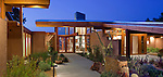 Norm Applebaum Architect - Matheron House, San Pasqual California