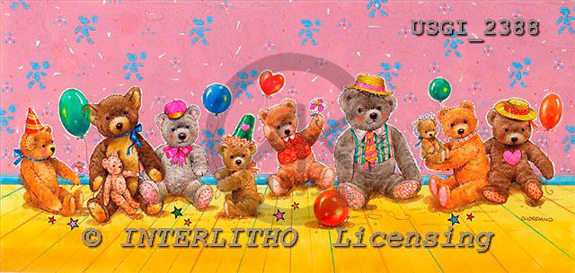 GIORDANO, CHILDREN BOOKS, BIRTHDAY, GEBURTSTAG, CUMPLEAÑOS, humor, paintings+++++,USGI2388,#BI#,#H# ,everyday ,everyday