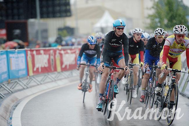Johan Vansummeren (BEL/Garmin-Sharp)<br /> <br /> Belgian Championships 2014 - Wielsbeke<br /> Elite Men