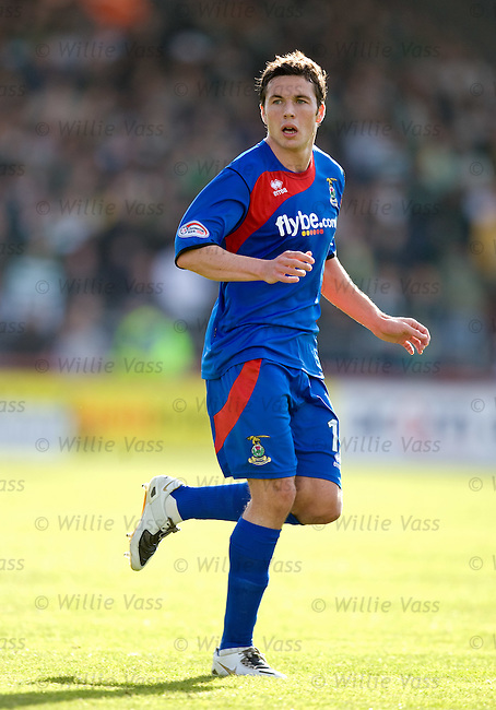 Don Cowie, Inverness Caledonian Thistle