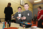 St Ita's Students.John Everitt and Dillon Maguire..Photo: Fran Caffrey/www.newsfile.ie...