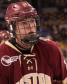 Scott Savage (BC - 2) The University of Massachusetts-Lowell River Hawks defeated the Boston College Eagles 4-3 to win the 2017 Hockey East tournament at TD Garden on Saturday, March 18, 2017, in Boston, Massachusetts.