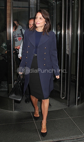 NEW YORK, NY - APRIL 19:  Bethenny Frankel seen  in New York, New York on April 19, 2017.  Photo Credit: Rainmaker Photo/MediaPunch