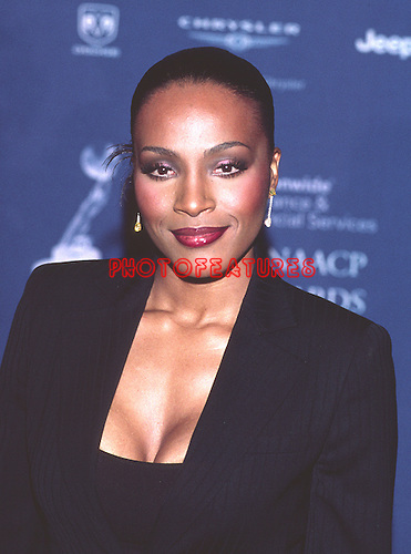Nona Gaye at the 33rd NAACP Image Awards at the Universal Amphitheater February 23rd