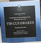 Tin Cup Awards 2016