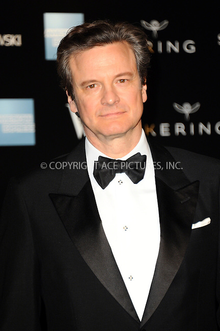 WWW.ACEPIXS.COM<br /> <br /> March 12 2015, London<br /> <br /> Colin Firth at the Alexander McQueen: Savage Beauty Gala at the V&amp;A Museum on March 12 2015in London<br /> <br /> By Line: Famous/ACE Pictures<br /> <br /> <br /> ACE Pictures, Inc.<br /> tel: 646 769 0430<br /> Email: info@acepixs.com<br /> www.acepixs.com